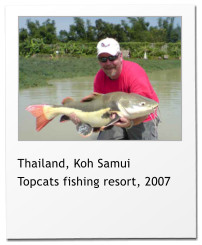 Thailand, Koh Samui Topcats fishing resort, 2007
