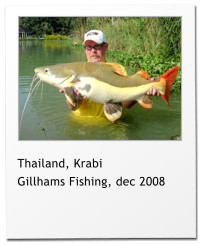Thailand, Krabi Gillhams Fishing, dec 2008