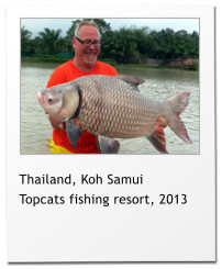 Thailand, Koh Samui Topcats fishing resort, 2013