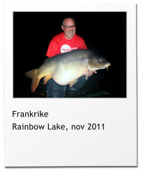 Frankrike Rainbow Lake, nov 2011